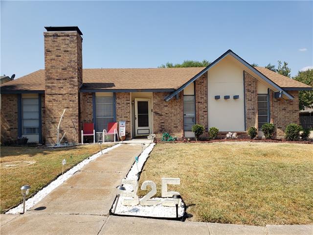 325 Colonel Drive, Garland, Texas