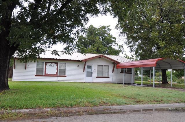 601 Norwood Street, Brownwood, TX 76801