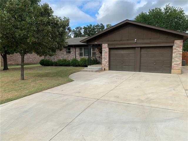 706 Clebud Drive, Euless in Tarrant County, TX 76040 Home for Sale
