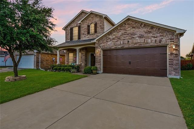 1414 Oak Hollow Lane, Anna in Collin County, TX 75409 Home for Sale
