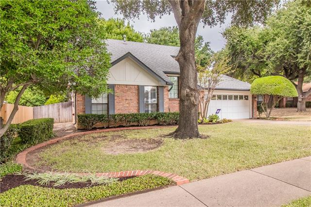 602 Ascot Drive, Euless in Tarrant County, TX 76040 Home for Sale