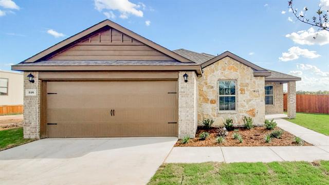 316 Desco Street, Anna in Collin County, TX 75409 Home for Sale