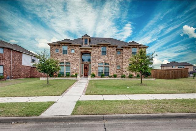 1612 Stray Horn Drive, De Soto, Texas
