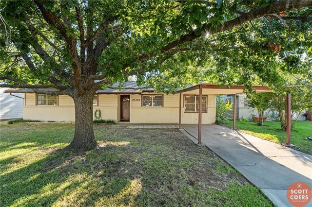 2103 13th Street, Brownwood, TX 76801