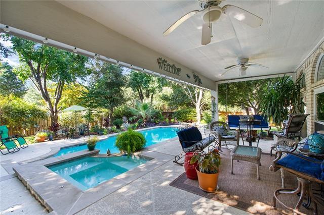 Allen Homes for Sale -  Pool,  1313 Mills Court