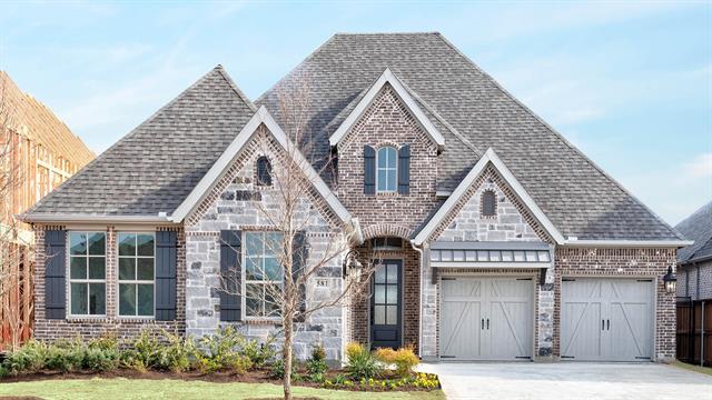 581 Broadhurst Lane, Prosper, Texas