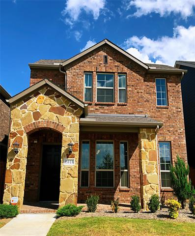 Allen Homes for Sale -  Tow Story,  1018 Jackson Circle