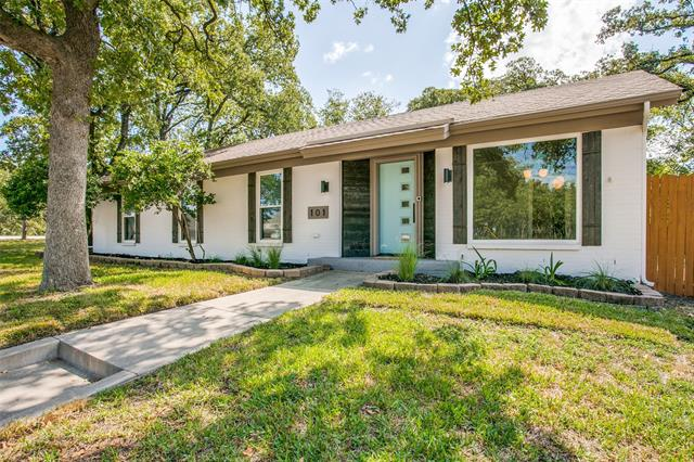 101 W Ash Lane, Euless in Tarrant County, TX 76039 Home for Sale