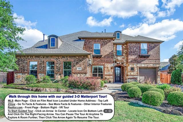 6405 Teresa Lane, one of homes for sale in Rowlett