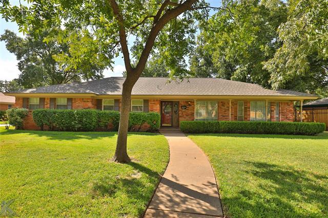 4213 S 20th Street, Abilene, TX 79605