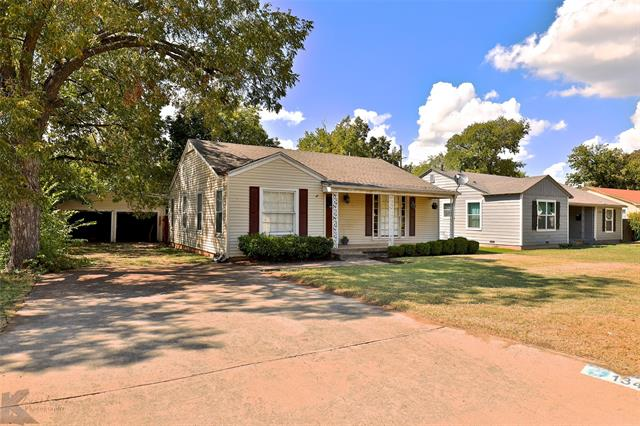 1342 Ross Avenue, Abilene, TX 79605