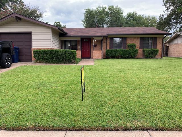 3129 Centennial Drive, Garland in Dallas County, TX 75042 Home for Sale