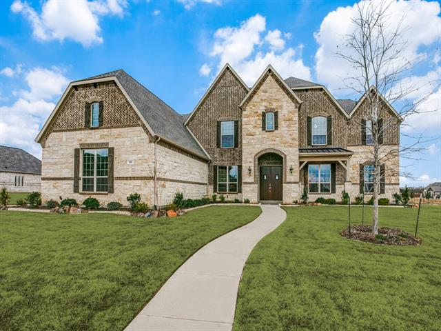 One of Keller 4 Bedroom Homes for Sale at 925 Bluebonnet Drive
