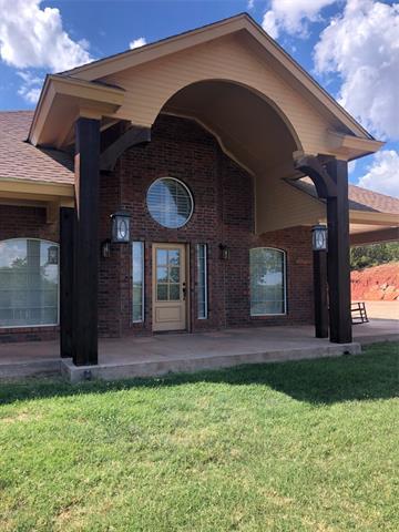 206 County Road 693, Buffalo Gap, TX 79508