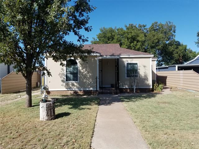 2934 S 10th Street, Abilene, TX 79605