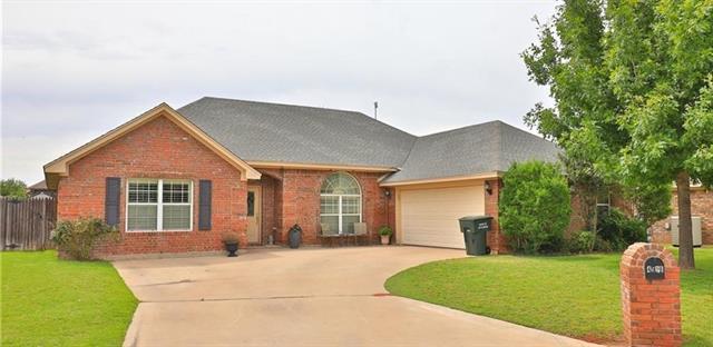 4918 Brantley Circle, Abilene, TX 79606