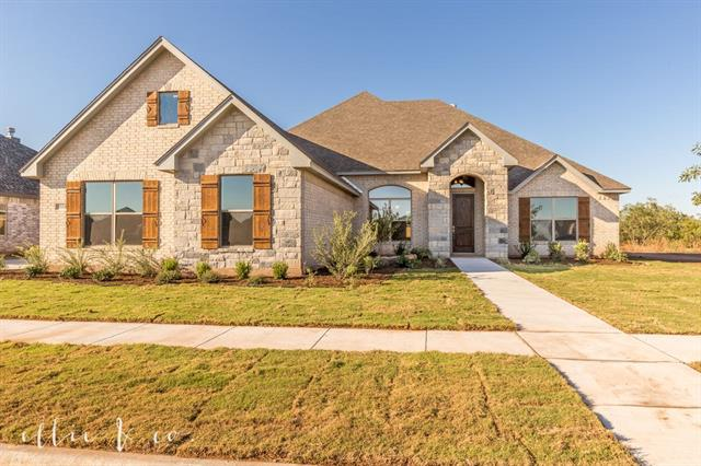 3310 Front Nine Drive, Abilene, TX 79606