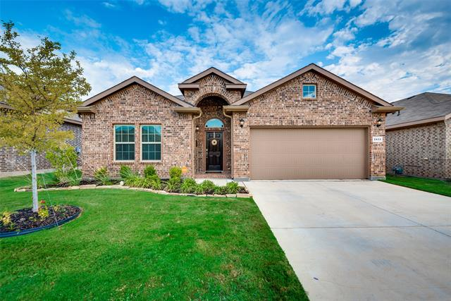 2433 Clay Creek Lane, Fort Worth Alliance in Denton County, TX 76177 Home for Sale