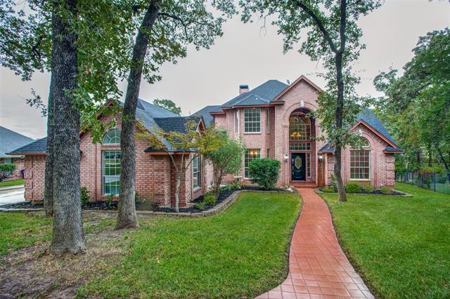 516 Topside Drive, Eagle Mountain in Tarrant County, TX 76020 Home for Sale