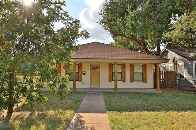1242 S Willis Street, Abilene, TX 79605