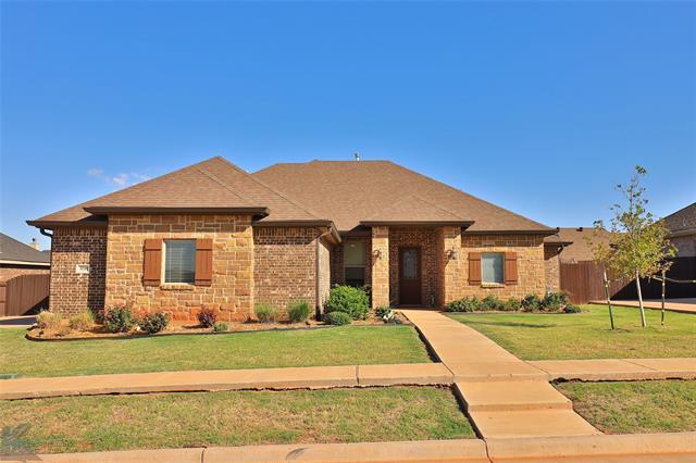 3718 Nobles Ranch Road, Abilene, TX 79606