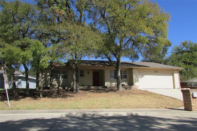 337 Somerset Circle, Bedford in Tarrant County, TX 76022 Home for Sale