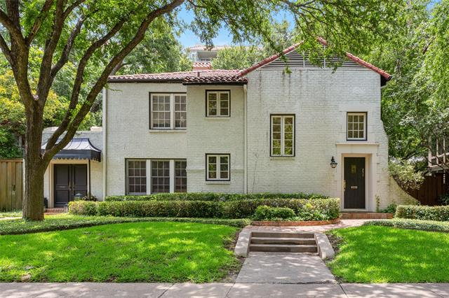 4513 Fairway Avenue, Highland Park, Texas