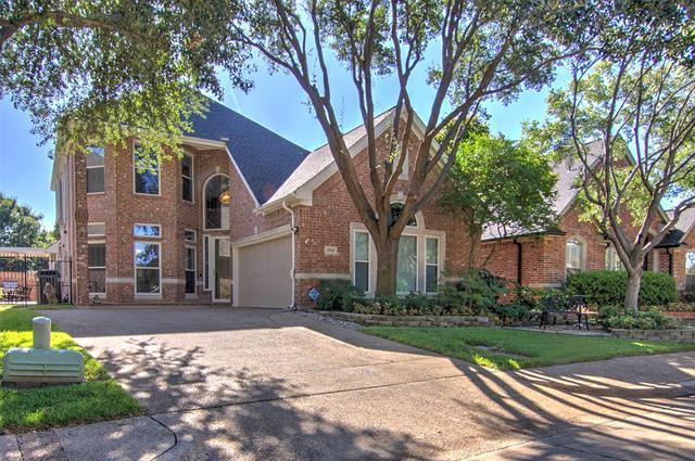 3768 Park Place, Addison, Texas