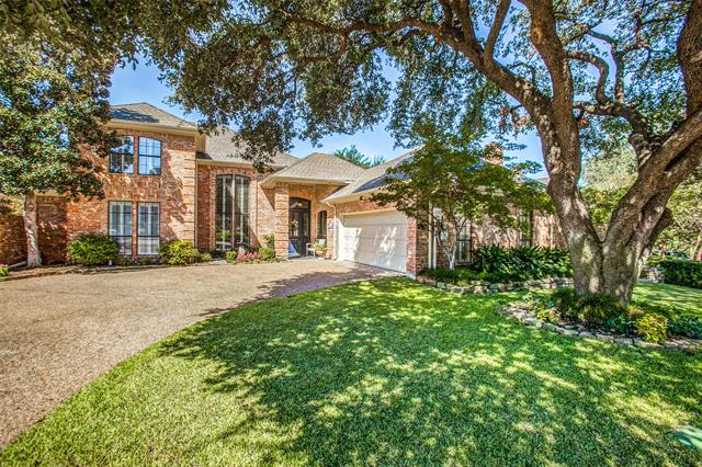 14937 Oaks North Drive, one of homes for sale in Addison