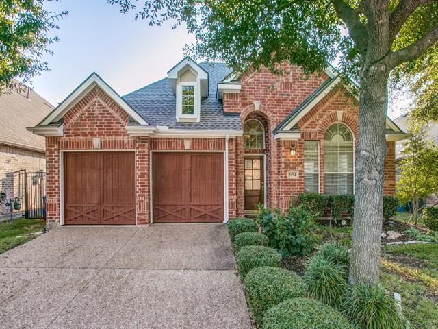 5594 Jameson Crossing, Fairview in Collin County, TX 75069 Home for Sale