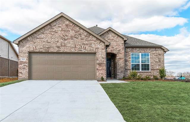 805 Brittany Drive, Anna in Collin County, TX 75409 Home for Sale