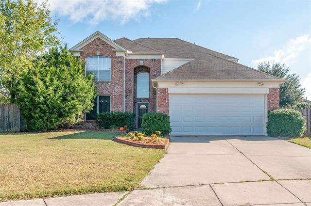 1010 Winston Drive, Euless in Tarrant County, TX 76039 Home for Sale