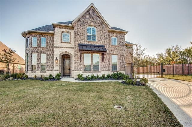 2200 Willa Brown Court, Flower Mound, Texas