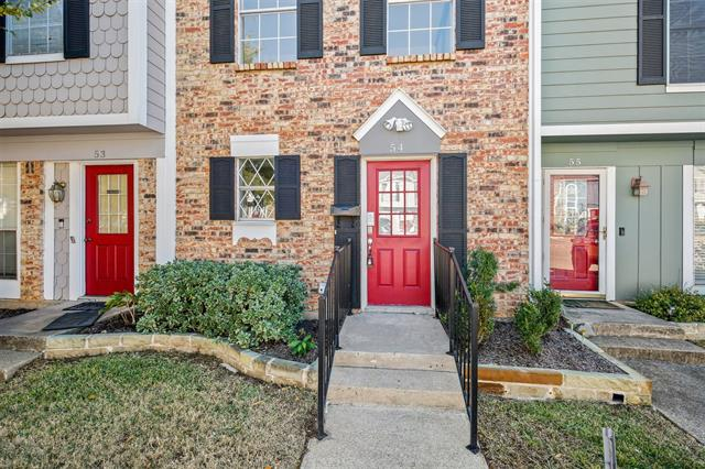 54 Abbey Road, Euless in Tarrant County, TX 76039 Home for Sale