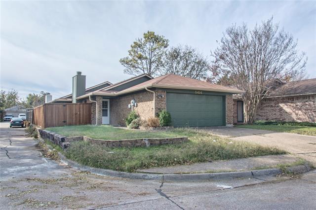 5414 Knollridge Drive, Garland, Texas