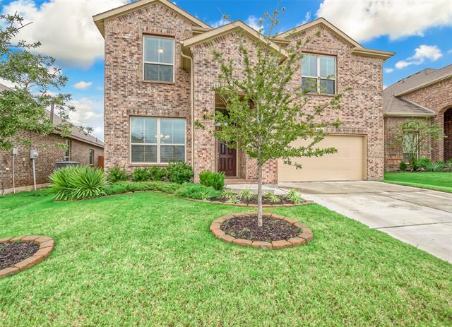 15737 Barton Ridge Drive, Fort Worth Alliance in Denton County, TX 76177 Home for Sale