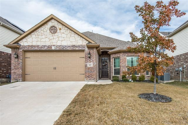 1801 Fiddleneck Street, Fort Worth Alliance in Tarrant County, TX 76177 Home for Sale