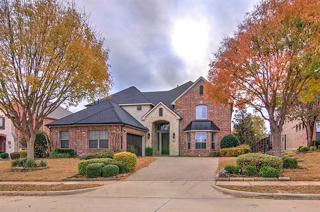 5145 Pond Spring Circle, Fairview in Collin County, TX 75069 Home for Sale