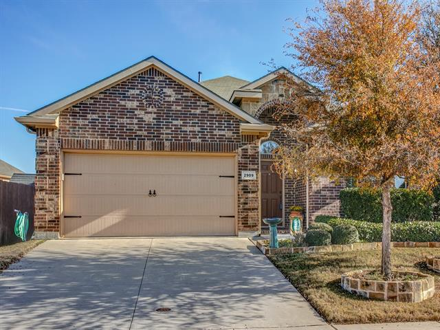 2909 Maple Creek Drive, Fort Worth Alliance in Denton County, TX 76177 Home for Sale