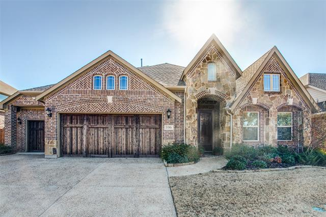 106 Griffith Court, Euless in Tarrant County, TX 76039 Home for Sale