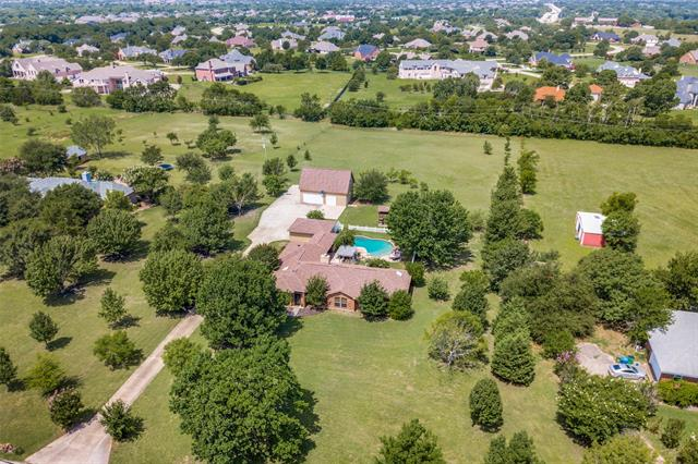 81 Secretariat Lane, Fairview in Collin County, TX 75069 Home for Sale
