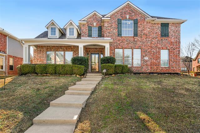 1802 Red Cedar Trail, Garland in Dallas County, TX 75040 Home for Sale