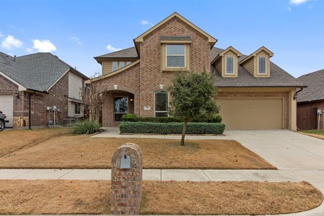 316 Salisbury Drive, Anna in Collin County, TX 75409 Home for Sale