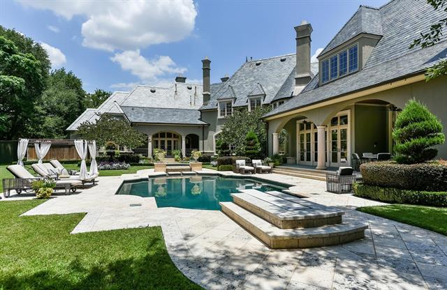 4346 PARK Lane, Preston Hollow, Texas