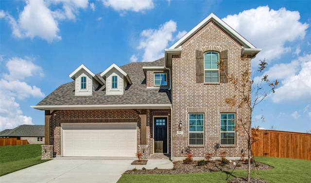 2017 Morgan Court, Melissa in Collin County, TX 75454 Home for Sale