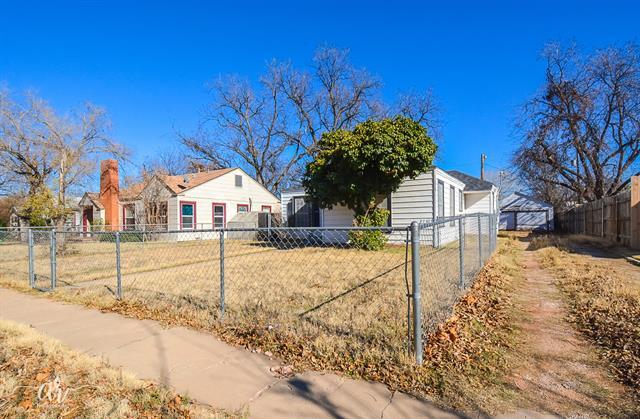 1833 Chestnut Street, Abilene, TX 79602
