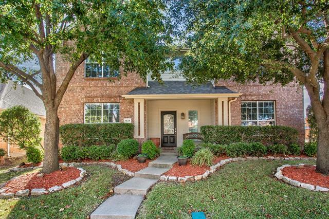 Allen Homes for Sale -  Pool,  1534 Creek Springs Drive