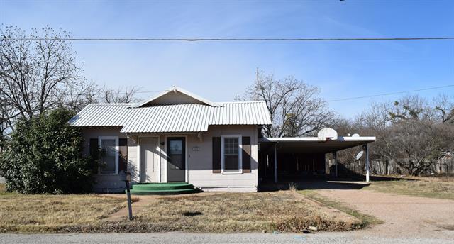 1916 S Pecos, Coleman, TX 76834