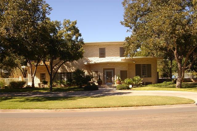 1120 Elmwood Drive, Abilene, TX 79605