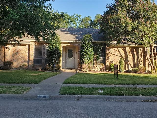 5206 Woodmeadow Drive, Garland in Dallas County, TX 75043 Home for Sale